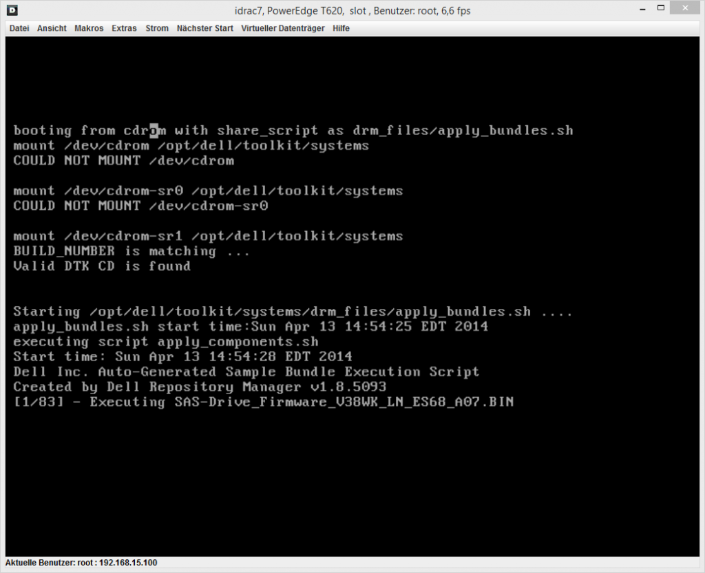 Upgrade your Dell PowerEdge Firmware from a bootable ISO – Tyler Woods